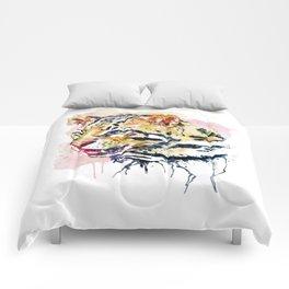 Ocelot Head Comforters