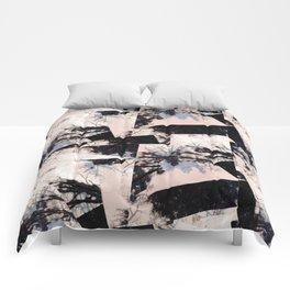 Beige et bois Comforters