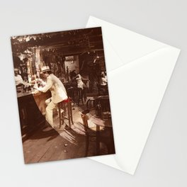 In Through the Out Door Led (Remastered) by Zeppelin Stationery Cards