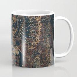 Shri Hevajra Black Death Thangka Coffee Mug
