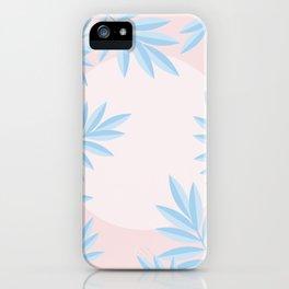 Summer Jungle iPhone Case