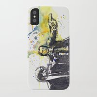 pulp fiction iPhone & iPod Cases featuring Pulp Fiction by idillard