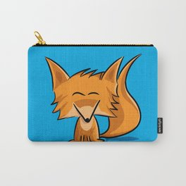 Cute fox Carry-All Pouch