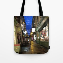 Street In Bath Tote Bag