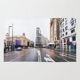 Madrid - Gran Via Rug