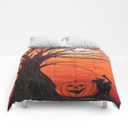 Halloween Comforters