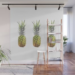 New pineapples Wall Mural