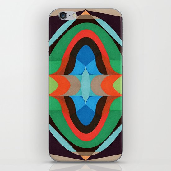 All The Inner Worlds iPhone & iPod Skin