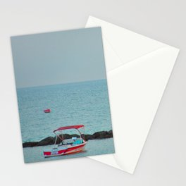Between Sea and Sky Stationery Cards
