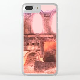 Childhood of humankind Clear iPhone Case