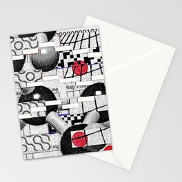 PD3: GCSD87 Stationery Cards