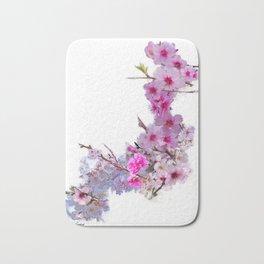 Blossoms That Shape Japan Bath Mat