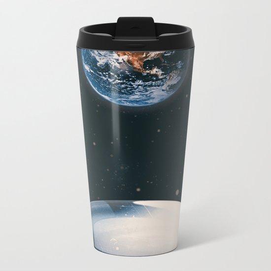 So Far So Close Metal Travel Mug