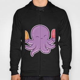 Octopus Ice Hoody