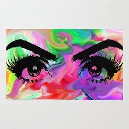 Eyes Of An Artist Rug