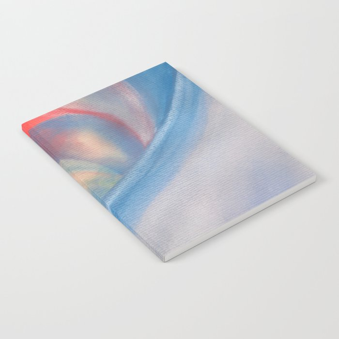Watercolor Pastel V. G. 02 Notebook
