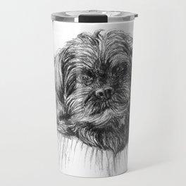 Shih Poo Resting Travel Mug