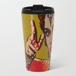 Bollywood Style Metal Travel Mug