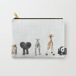 ANIMALS COLLECTION N2 Carry-All Pouch
