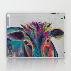 Texas Cow Laptop & iPad Skin