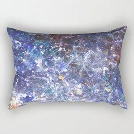Pouring Galaxy Rectangular Pillow