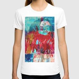 Bob painting T-shirt