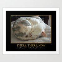 Nice Nap Art Print