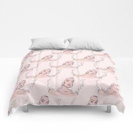 Curly Girl Comforters
