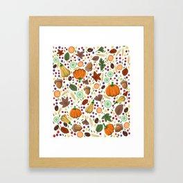 Thanksgiving #6 Framed Art Print