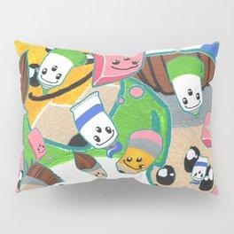 Third Eye Creative Pattern Pillow Sham