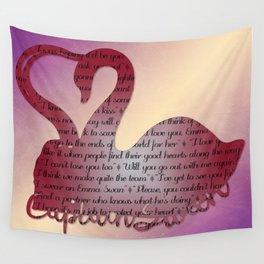 It's True Love Wall Tapestry