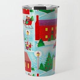 Christmas Wonderland Travel Mug