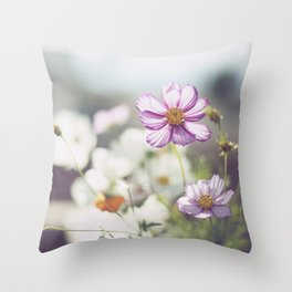 Sunkissed. Throw Pillow