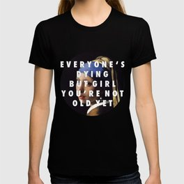 Step with a Pearl Earring T-shirt