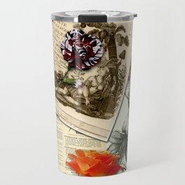 Botanical studies Travel Mug