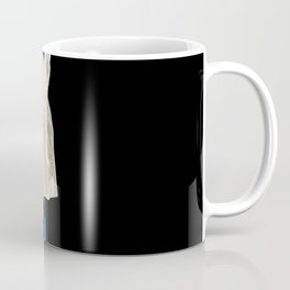 Mannequin with Shoes Coffee Mug