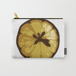 Lemon Slice Carry-All Pouch