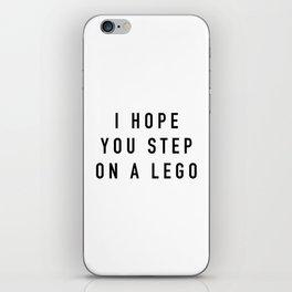 I Hope iPhone Skin