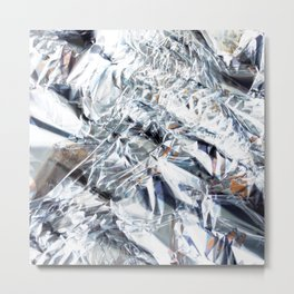 Crunchy frost Metal Print