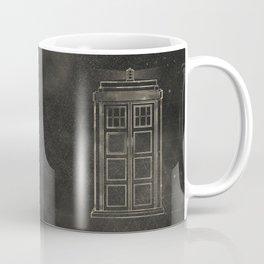 Doctor Who: Tardis Coffee Mug