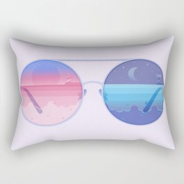 Dusk & Night Rectangular Pillow
