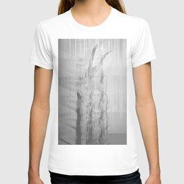 Bunny Girl Glitch T-shirt