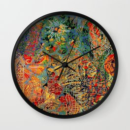 Nothingness to Hide Wall Clock