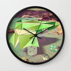 1980 Wall Clock