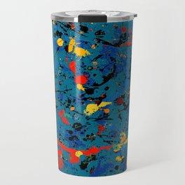 Abstract #902 Travel Mug