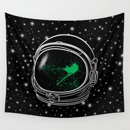 Alien Blood Wall Tapestry