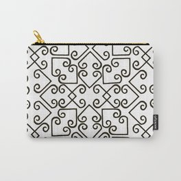 Hmong inspired art Carry-All Pouch
