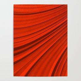 Renaissance Red Poster