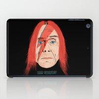 iggy azalea iPad Cases featuring Iggy Stardust by Chris Piascik