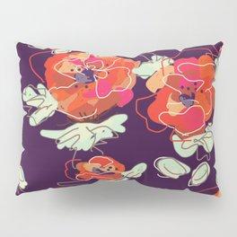 Poppy Print Pillow Sham